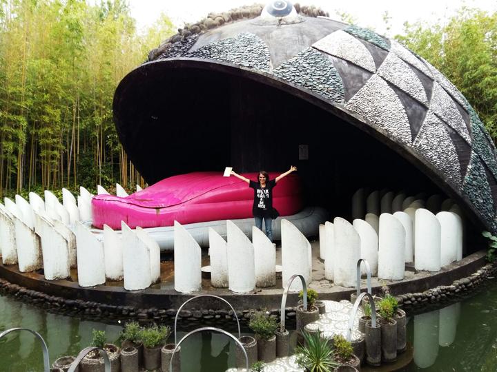 parco di Pinocchio: la balena